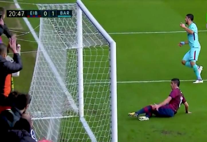 Goal1 suarez